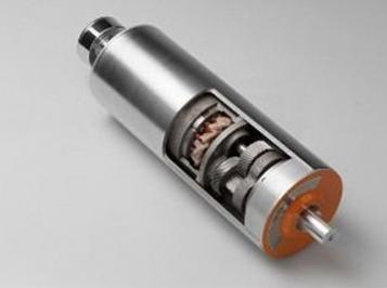 万博网页手机外置式电动滚筒